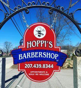 Hoppi's Barbershop