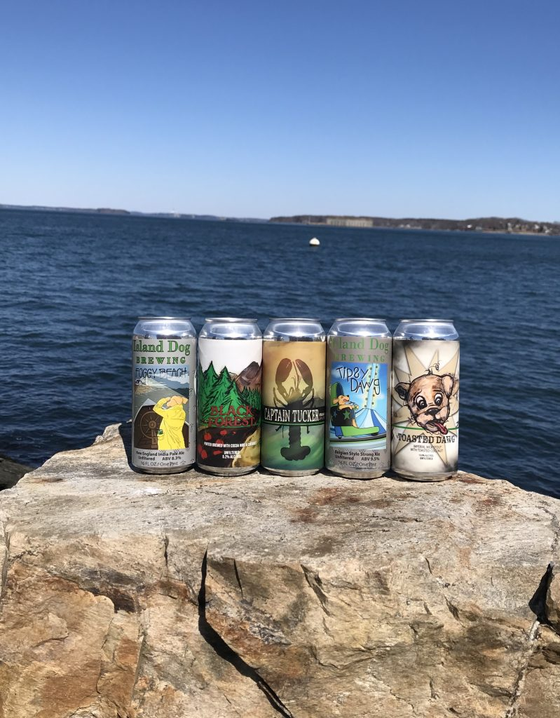 Island Dog Brewing