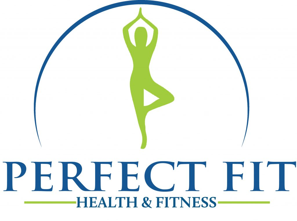 Perfect Fit – Health and Fitness Logo