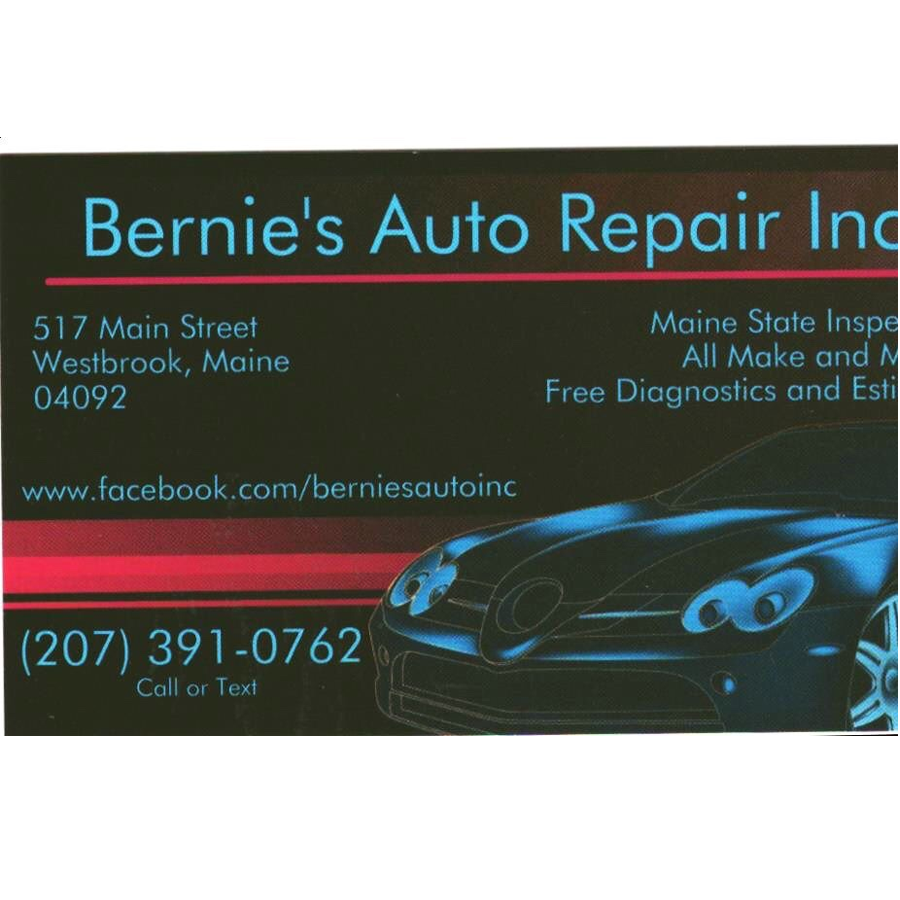Bernie's Auto Repair Inc