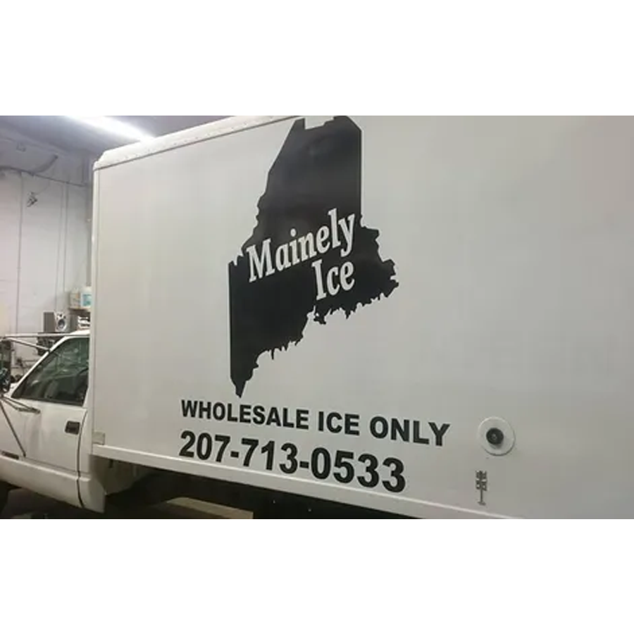 mainely ice