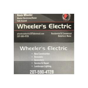 Wheeler's Electric