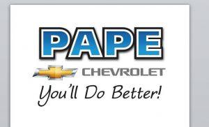 Pape Chevrolet SERVICE