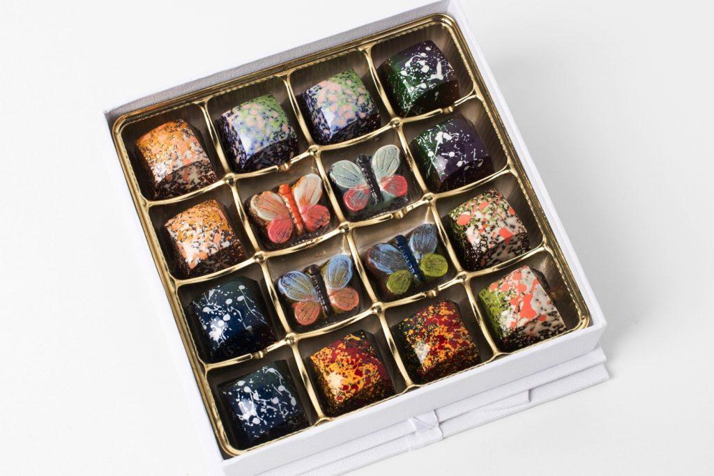 butterfly box 16