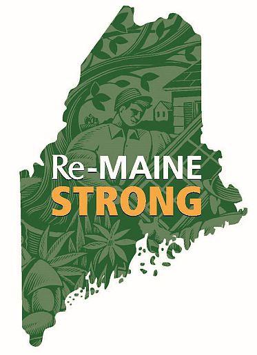 re-maine strong logo Orange WEB