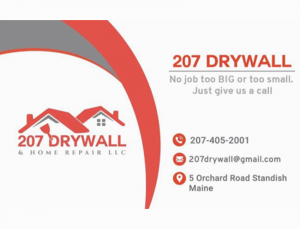 207 Drywall and Home Repair LLC