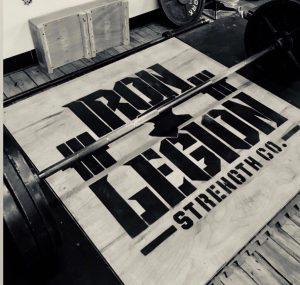 Iron Legion Strength Co.