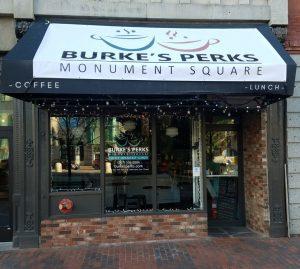 Burke's Perks