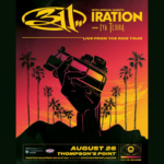 311: Live From The Ride Tour