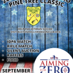 Aiming for Zero Pine Tree Classic